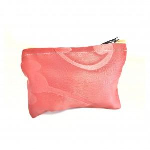 Necessaire mic din satin, BrosNor, Multicolor, 10 cm × 7 cm