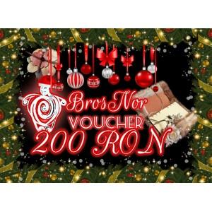 Voucher BrosNor 200